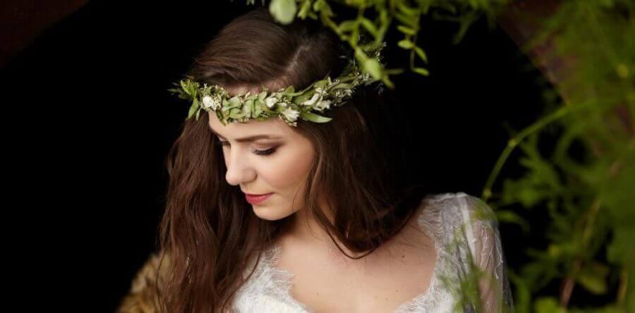 Ślub w stylu rustykalnym, sesja foto