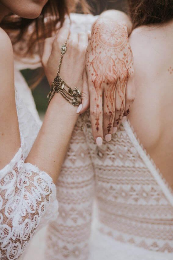 panny młode w sukniach