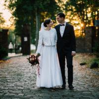 ślubna sesja foto