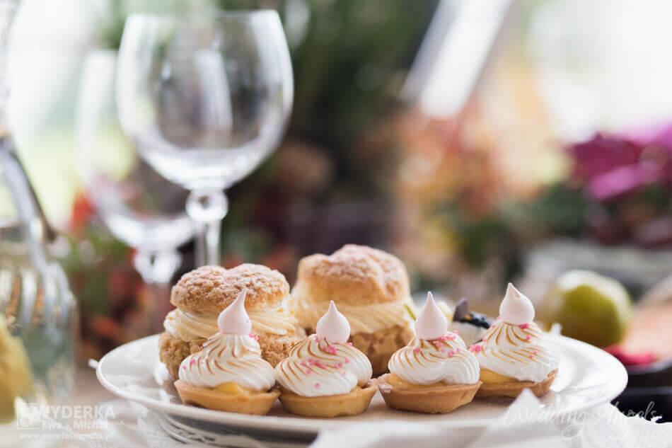 słodki stół od Thierry Ayel