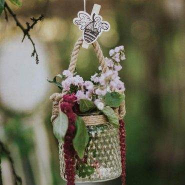 rustykalne dekoracje ślubne