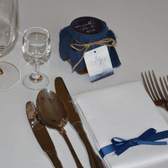 mini miodki uppominki dla gości