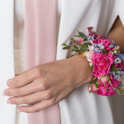 bransoleta zkwiatów czyli korsarz