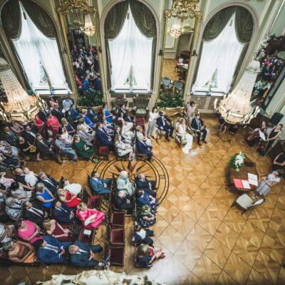 ślub cywilny Pałac Dietla