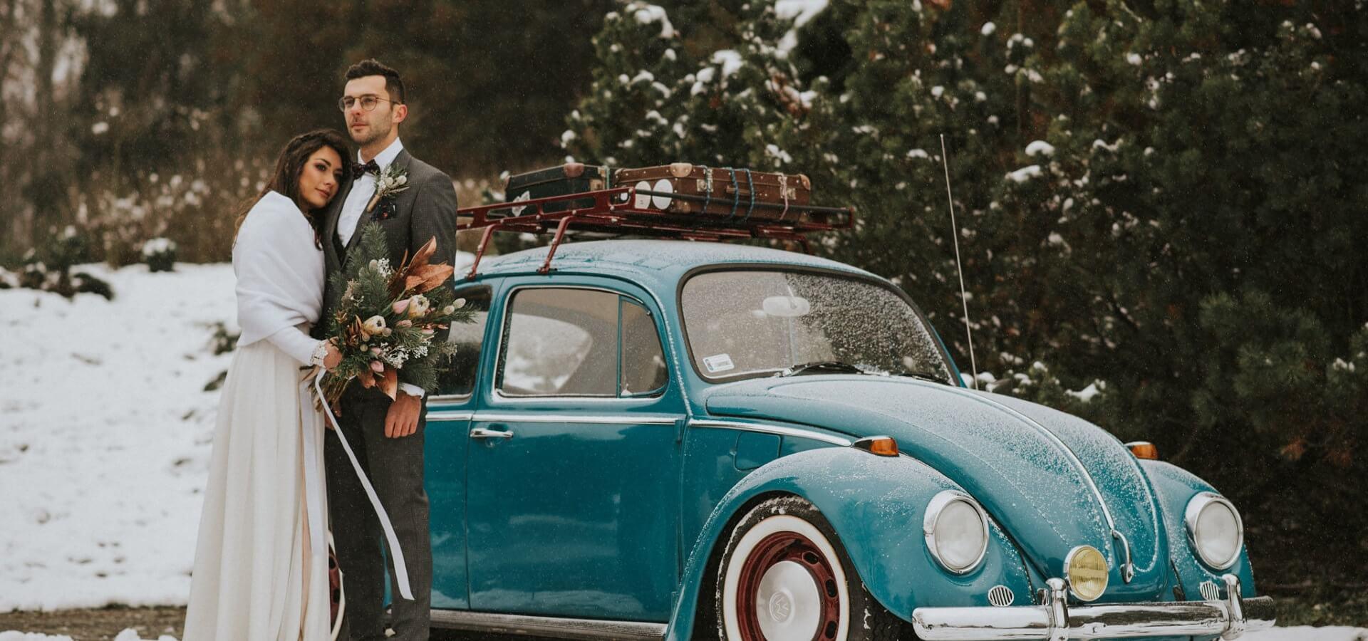 Volkswagen garbus do ślubu