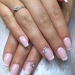 manicure na ślub Wedding Angels2