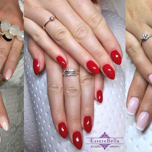 manicure naślub Wedding Angels